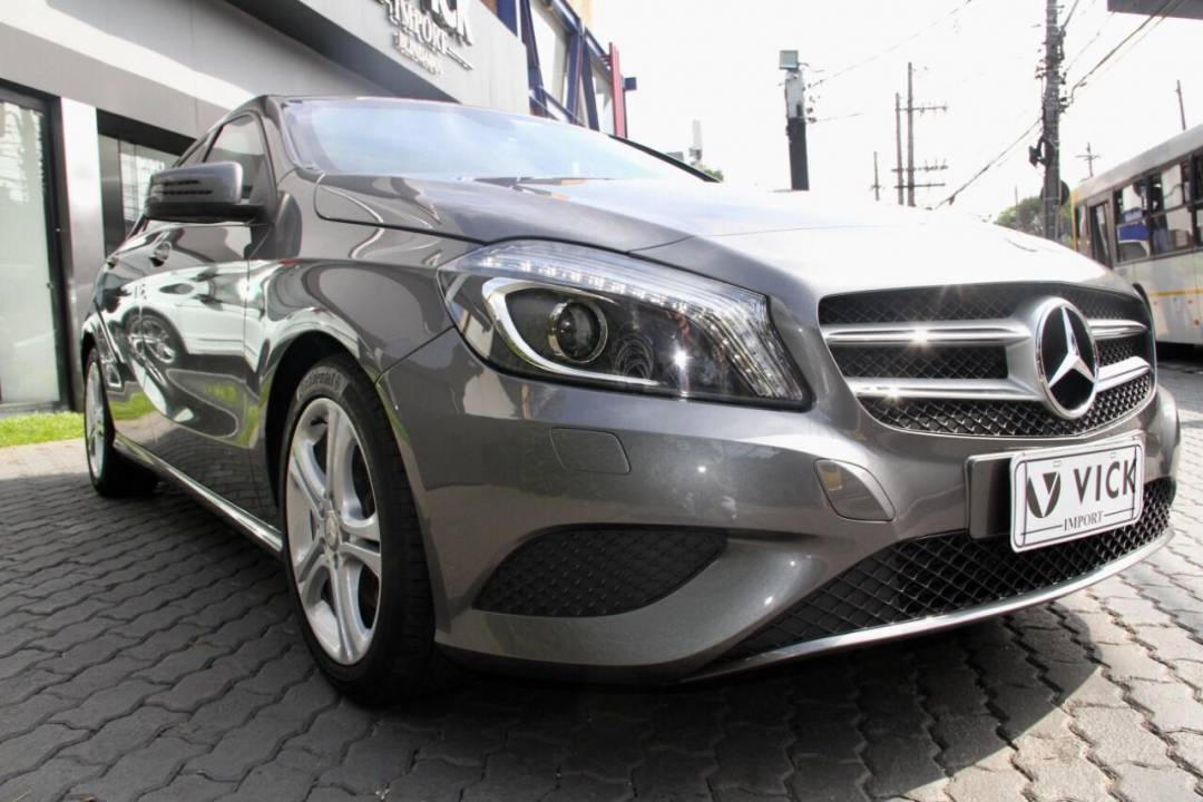 Mercedes A200 1.6 Turbo URBAN 2014