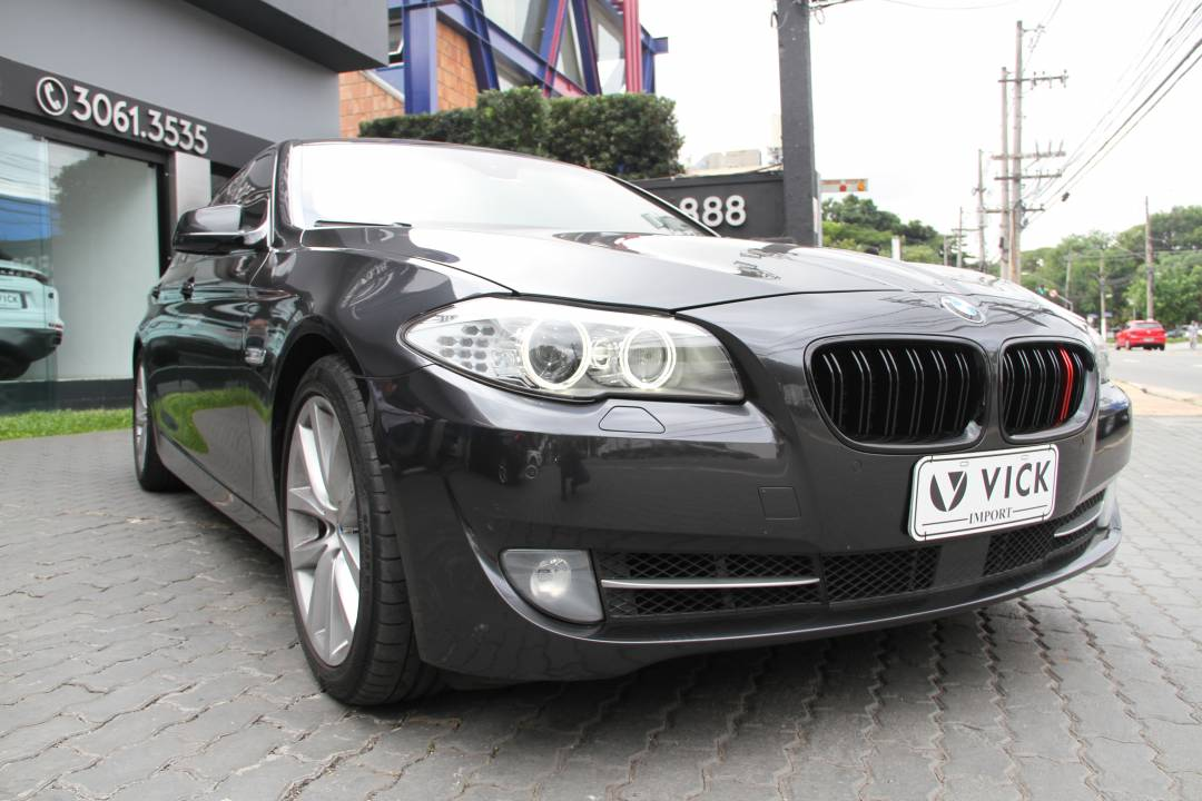 BMW 550i V8 405Hp 2011 Blindada