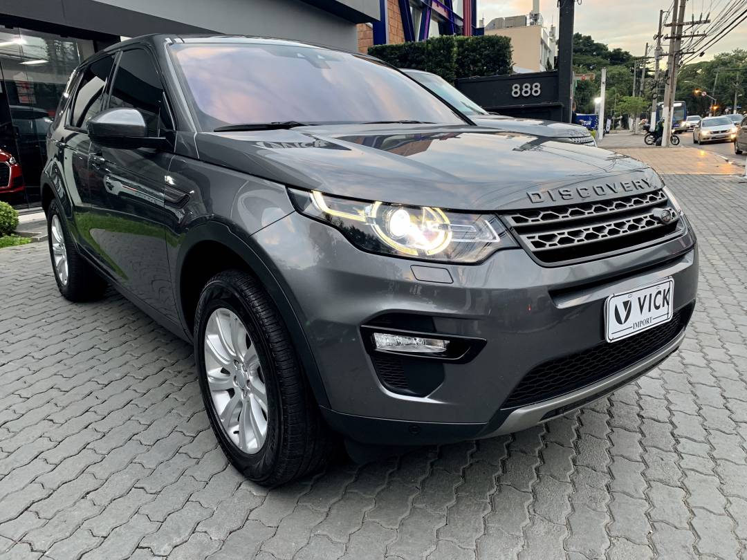 Land Rover Discovery Sport SE 2018 Diesel