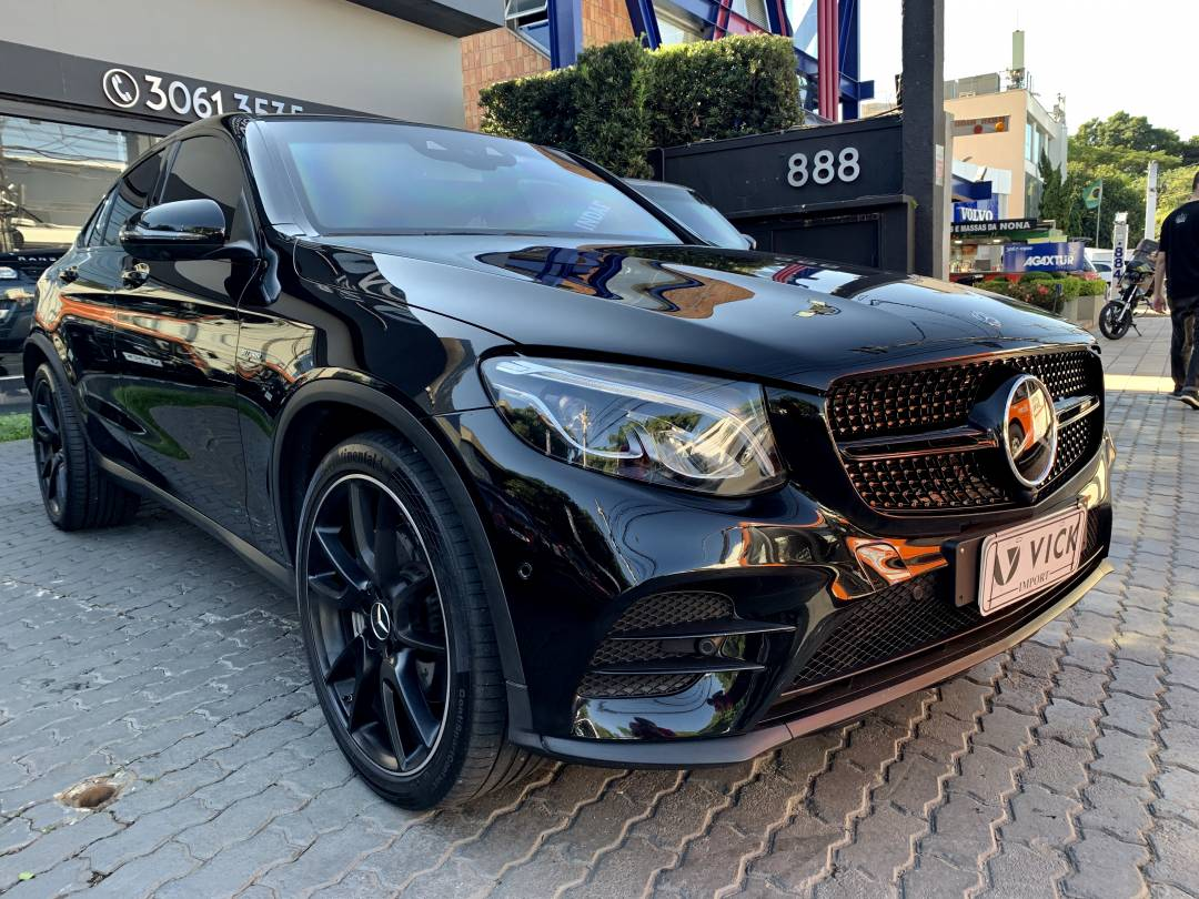 Mercedes GLC 43AMG 2018 blindada