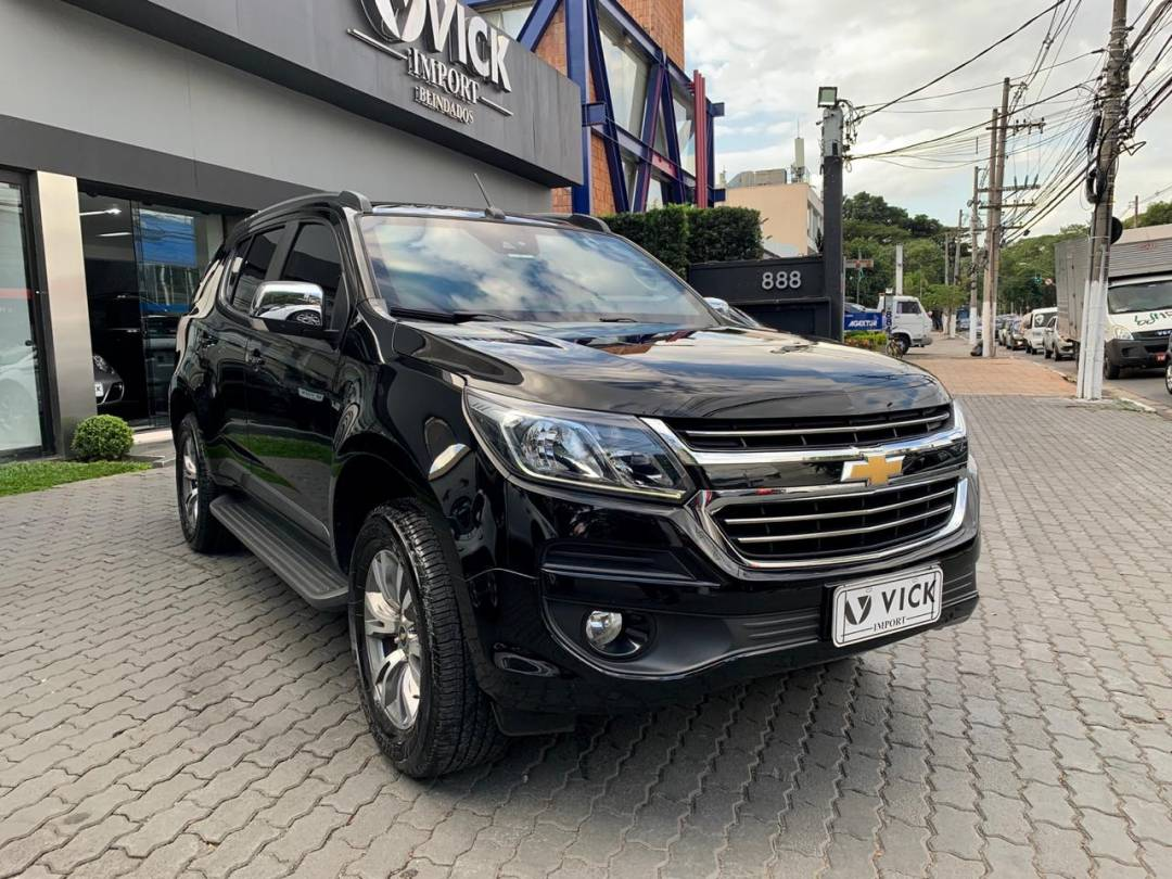 Chevrolet TrailBlazer LTZ 3.6 V6 2017 Blindada