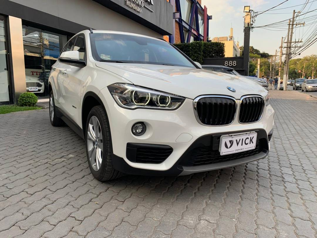 BMW X1 sDrive 2.0 20i ActiveFlex 2018