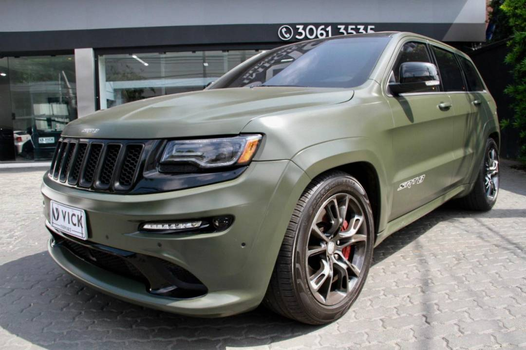 Jeep Grand Cherokee SRT8 2014 Blindado