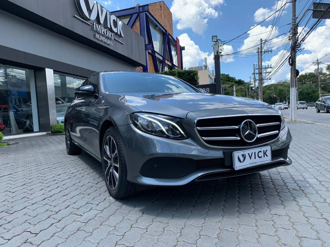 Mercedes-Benz E 250 Avantgarde 2019