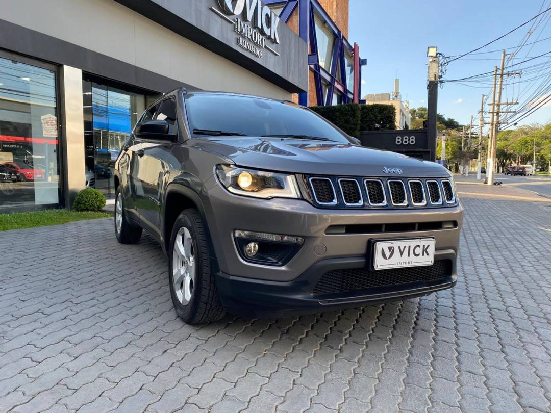 Jeep Compass Sport 2.0 Flex 2018