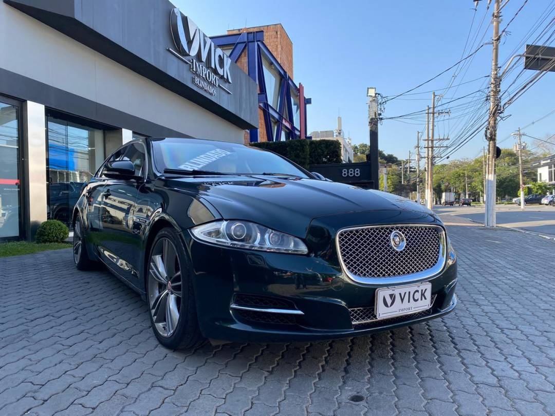 Jaguar XJ 5.0 V8 SUPERSPORT 2011 Blindado
