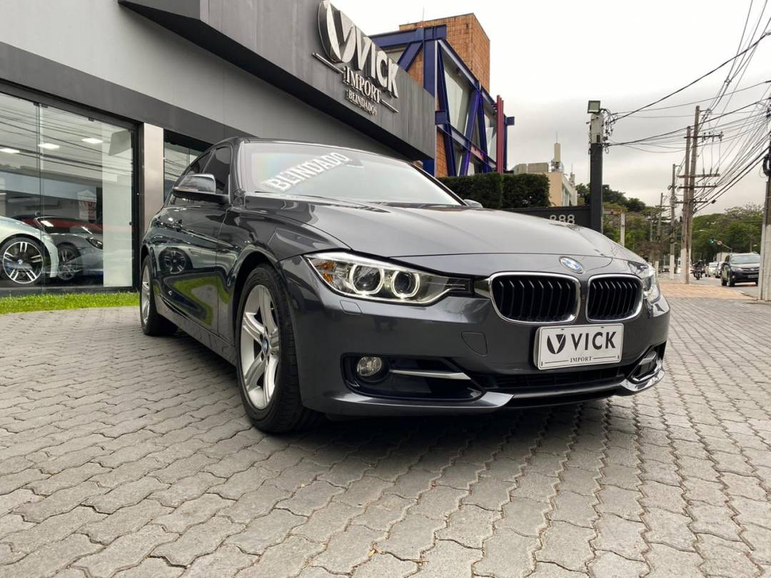 BMW 320i 2.0 ActiveFlex 2015 Blindada