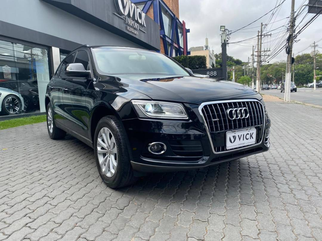 Audi Q5 2.0 TFSI  Attraction Tiptronic Quattro  2015