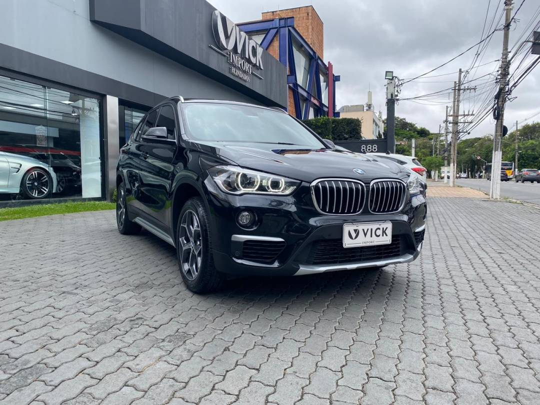 BMW X1 2.0 xDrive 20i ActiveFlex 2019