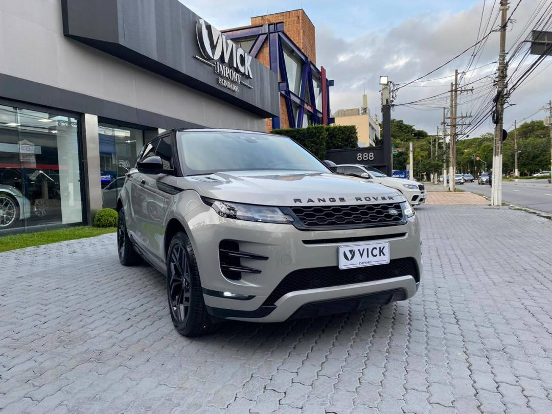 RR Evoque P250 2.0 R-Dynamic SE Flex 2020