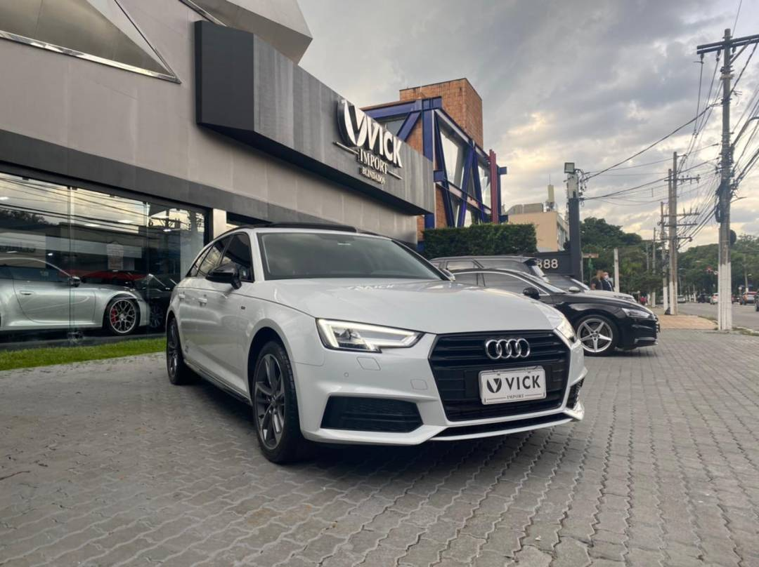 Audi A4 Avant 2.0 TFSi Limited Edition  2018 Branco